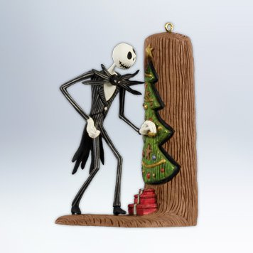Amazon.com: Jack Sneaks A Peek - The Nightmare before Christmas ...