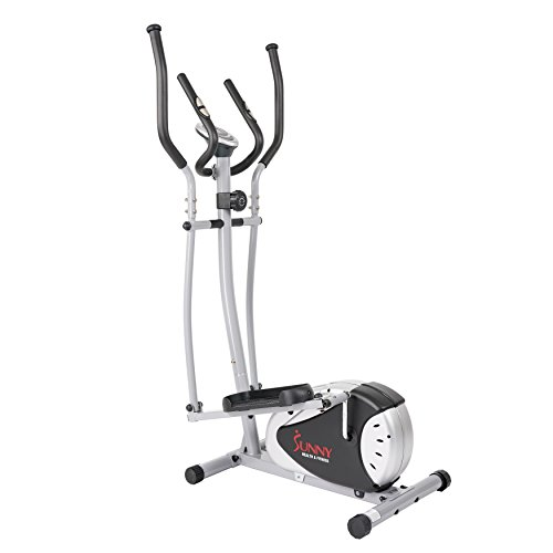 Sunny-Health-Fitness-Magnetic-Elliptical-Bike