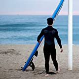 """Goplus 9"""" Surf & SUP Single Fin Detachable Center"""