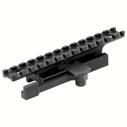 NcStar AR15 Weaver 3/4-Inch Riser with Quick Release Weaver
