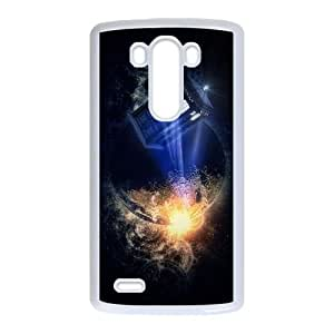Doctor Who LG G3 Cell Phone Case White Customize Toy zhm004-3899793