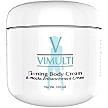 BUTT ENHANCEMENT CREAM – Best Cellulite Cream by Vimulti Increases Butt Size with Powerful Cellulite Treatment Natural Fast Cellulite Removal w/o Glute Exercises. Butt Lift Naturally