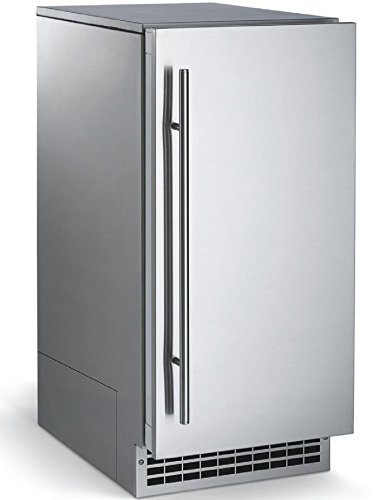 (Scotsman SCN60PA-1SS Brilliance Nugget Ice Machine Door Finish: Stainless Steel, Drain Type: Pump)