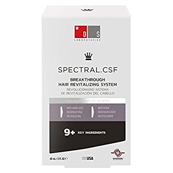 DS Laboratories Spectral.CSF - Womens anti-aging therapy for thinning hair, 2