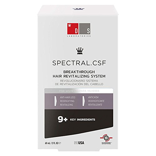 DS Laboratories Spectral.CSF -  Women's anti-aging therapy for thinning hair,  2 Ounce / 60 Milliliter