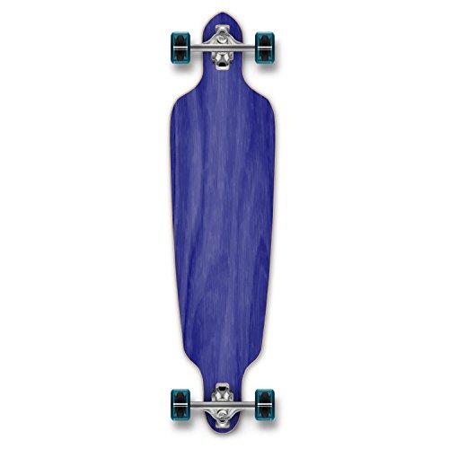 Drop Through Complete Longboard Professional Speed Skateboar