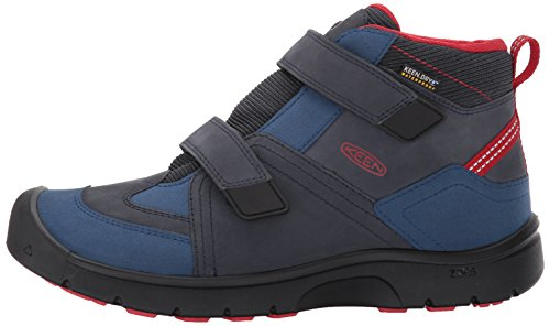 Pictures of KEEN Kids' Hikeport Mid Strap WP Hiking Boot 1017995 5