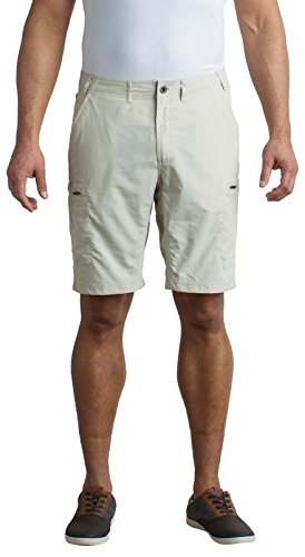 Shorts Hiking Ex Officio (ExOfficio Men's Sol Cool Camino Lightweight Quick-Dry Cargo Shorts, 10