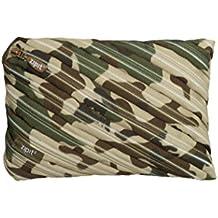 Zipit Camo Jumbo Pencil Case - Green
