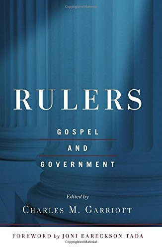 By Charles M. Garriott Rulers: Gospel and Government [Hardcover]