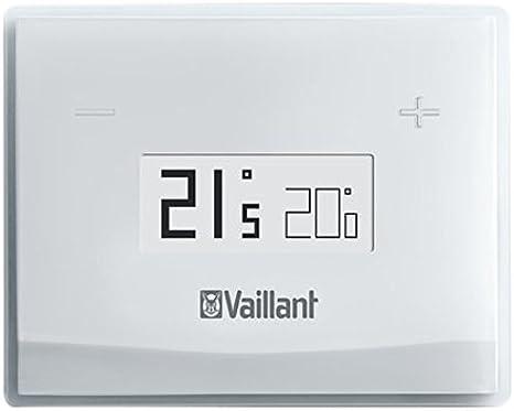 Vaillant - Vsmart - termostato modulante wifi inalambrico
