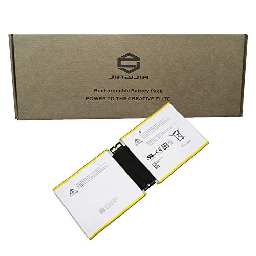 JIAZIJIA P21G2B Tablet Laptop Battery Compatible with Microsoft Surface 2 RT2 1572 10.6 inch Series Notebook MH29581 2ICP3/97/106 7.6V 31.3Wh 4220mAh 2-Cell