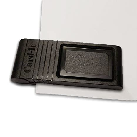 card it business card punch