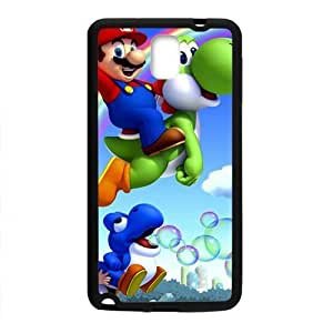 Cartoon Super Mario Cell Phone Case for Samsung Galaxy Note3