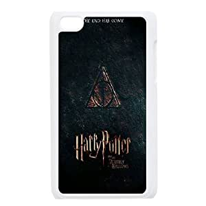 Custom Case Harry Potter Hogwarts For Ipod Touch 4 N8Q9Q3565