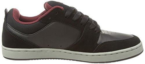Etnies Verano - Zapatillas de skate Hombre Negro (black/grey/red)