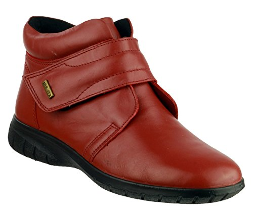 Cotswold - Botas para mujer Red