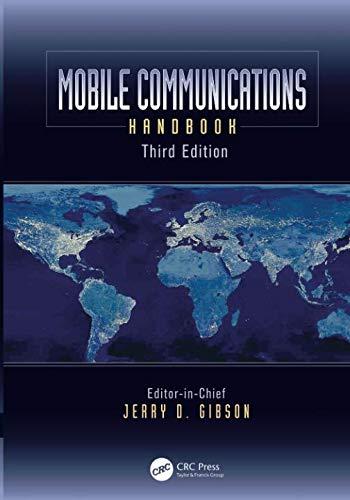 Mobile Communications Handbook (Electrical Engineering Handbook) by Routledge (Image #1)