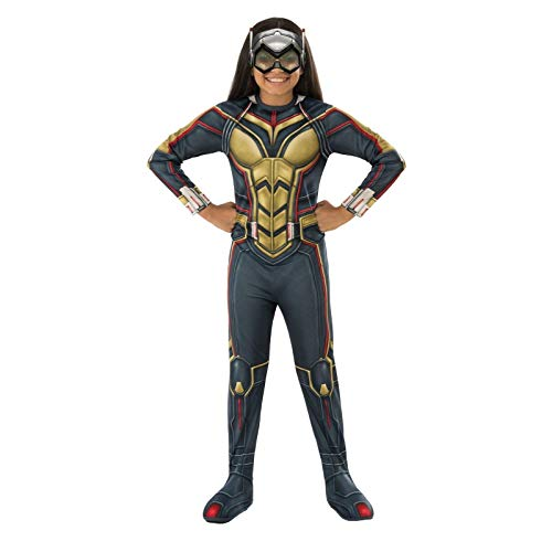 Wasp Costumes - Rubie's Ant-Man Girl's Wasp Costume,