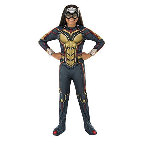 Rubie's Ant-Man Girl's Wasp Costume, Medium