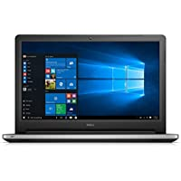 Dell Inspiron i5559-7081SLV 15.6 Inch Touchscreen Laptop (Intel Core i7, 8 GB RAM, 1 TB HDD, Silver Matte) Intel Real Sense and Microsoft Signature Image (Certified Refurbished)