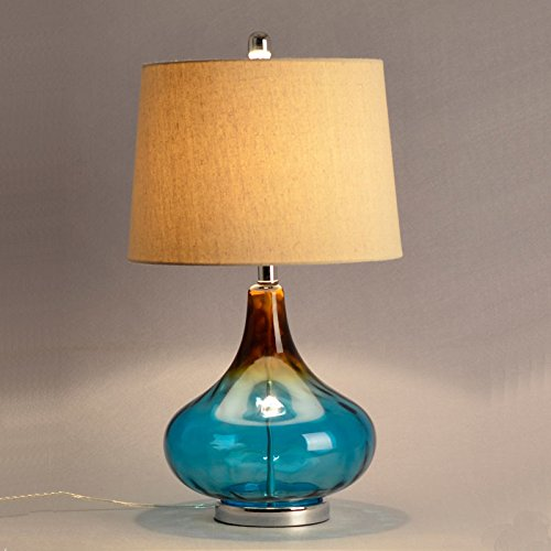 CLG-FLY Vintage resina decorativa Iluminación lámpara de ...