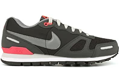 Nike Air Waffle Trainer #429628-022 (12 D(M) US, Black-Cool Grey-Anthracite-Reflect Silver)