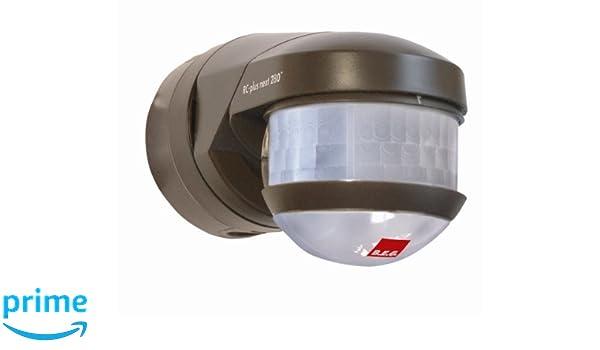 Beg det.mov/pres-i.crep - Detector movimiento rc-plus next 280 para exterior marron: Amazon.es: Bricolaje y herramientas
