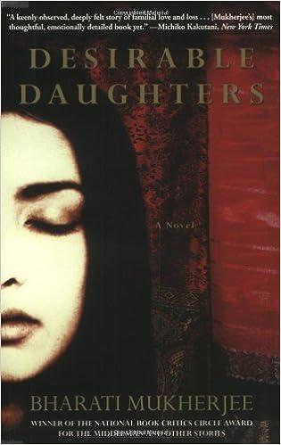 Book Desirable Daughters by Mukherjee, Bharati (2005)
