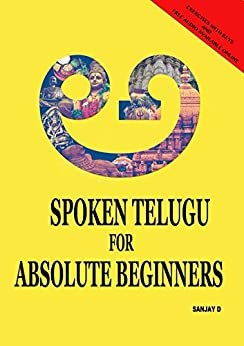 Spoken Telugu for Absolute Beginners by [D, SANJAY]
