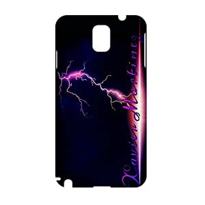 Fortune Lightning 3D Phone Case for Samsung Galaxy Note 3
