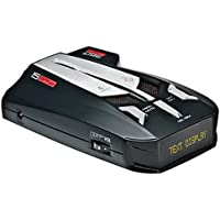 Cobra XRS9670 15 Band Radar/Laser Detector with DigiView Data Display and 8-Point Electronic Compass (Certified Refurbished)