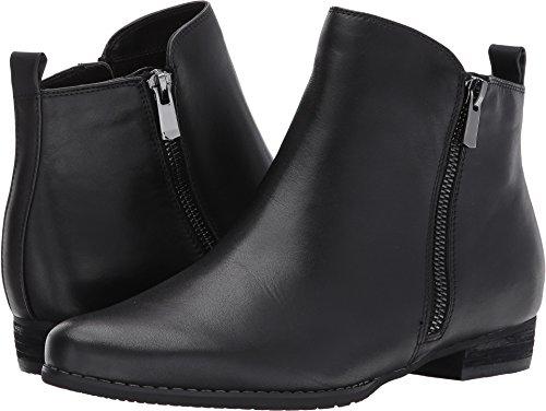 Blondo Women's Lynne Waterproof Bootie Black Leather 5.5 M US