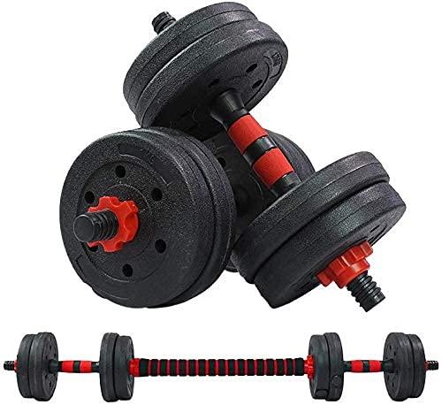 NIMO 2in1 innovatieve dumbbell halters,Gewichten,verstelbare dumbbells voor gym,krachttraining.