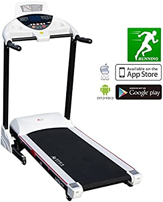 AsVIVA Runner Cardio T11 Fitness Dispositivo Cinta de Correr ...