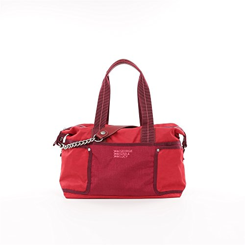 George Gina & Lucy  Skin nie Rot, Sac pour femme à porter à l'épaule rouge Rot one seize