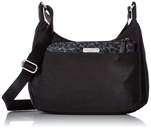 Baggallini Peek a Boo Medium Hobo