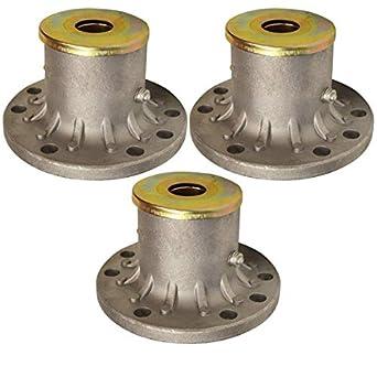SureFit Spindle Housing Assembly for Exmark 103-8280 103-2547 Toro Lazer Z 3PK