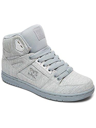 Dc Chaussures Femme Pure Top Tx Femme Gris-gris-gris