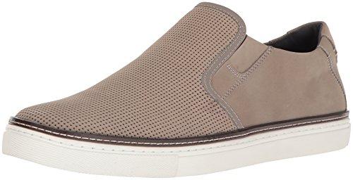 Dr. Scholl's Shoes Men's Overture Fashion Sneaker, Grey, 12 M US