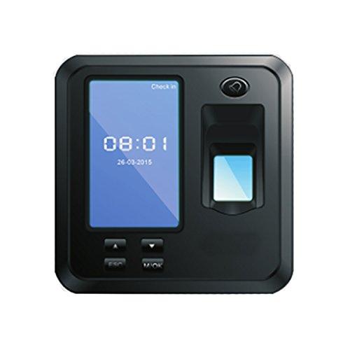 Amazon.com : Entrada y salida de pista Sistema de control biométrico de acceso de huellas dactilares ANSI Strike Lock Power Unit Tarjetas RFID / Llaveros ...