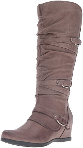 Baretraps Womens Bt Qacha Slöfock Boot Svamp