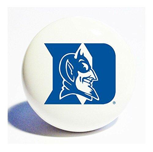 Duke Blue Devils Home Decor Ceramic KNOB Drawer Cabinet Pull