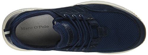 O'Polo Blau Baskets Marc Homme 890 Sneaker Navy wH7x1g