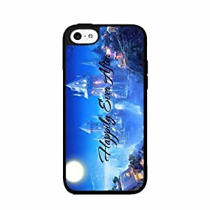 Happily Ever After - Phone Case Back Cover (iPhone 5c Black - Plastic)