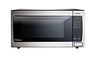 Panasonic Nn-sn766s Countertopbuilt-in Microwave With Inverter Technology, 1.6 Cu. Ft., 1250w, Stainless 0