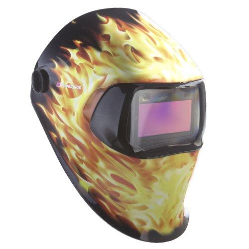 3M Speedglas Blazed Welding Helmet 100 with Auto-Darkenin...