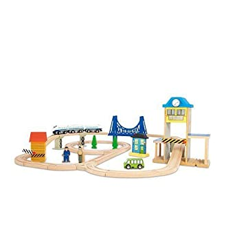 Amazon.com: Imaginarium City Train Set: Toys & Games