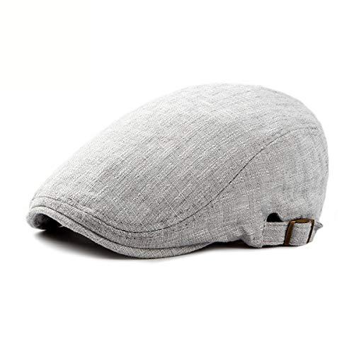 hat Hombres Delantero qin Moda A GLLH Sombrero Bailey para de Sombreros Sombrero Gorra D Av5qXvw