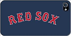 Boston Red Sox MLB iPhone 4-4S Case v363102mss